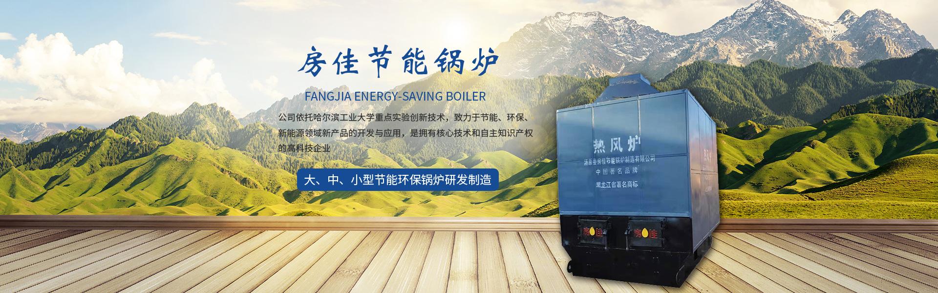 哈尔滨生物质锅炉