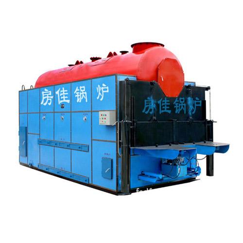 黑龙江型煤锅炉